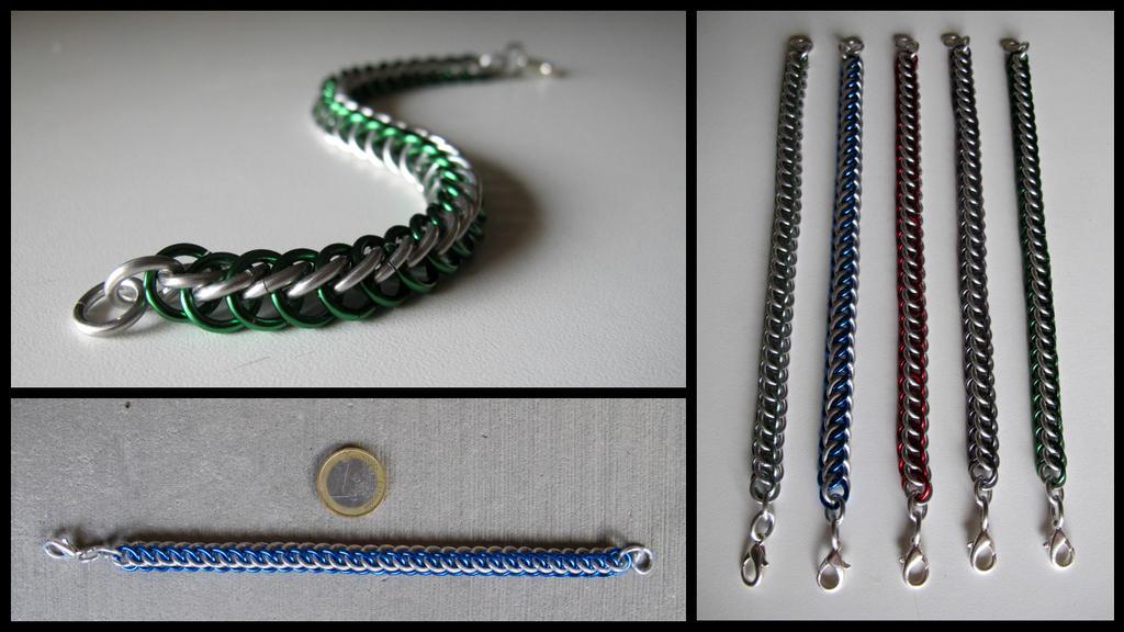 Half Persian Bracelets by JeiThings
