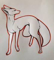 Kind of a doggo?