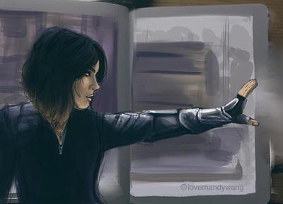 Chloe Bennet as Quake/Daisy Johnson