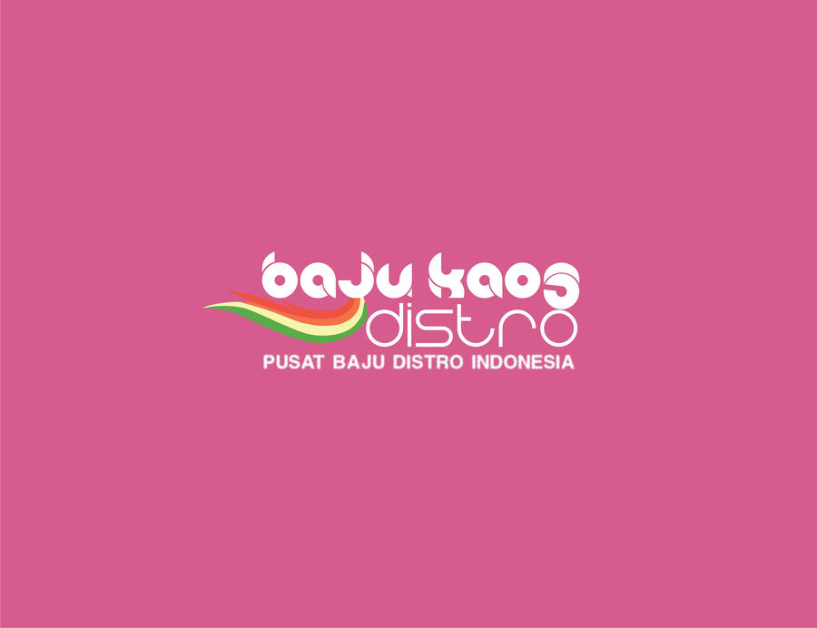 Logo Baju Kaos Distro by nightoverservice