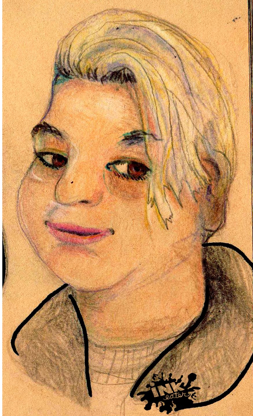 Anna (Portrait) by inkeater