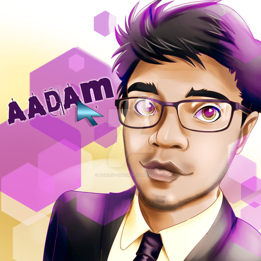 Aadam by Ashley-JaneW