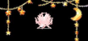 Cadena de Estrellas y Luna