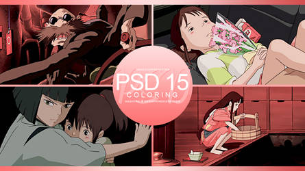 +: PSD | Coloring #15 :+