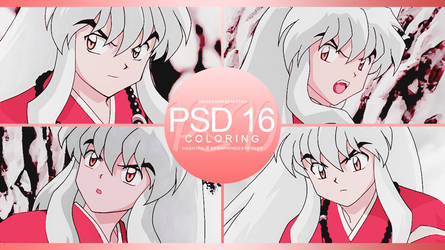 +: PSD | Coloring #16 :+