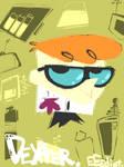 Tegaki E 009: Dexter