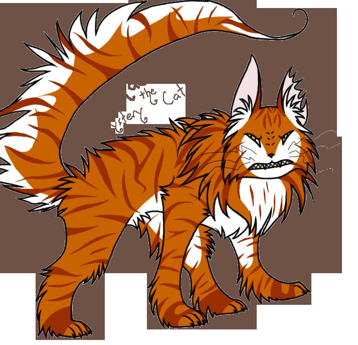 CATS - Macavity by CheshireCatGrin on DeviantArt Tabby Cat Cartoon Drawing