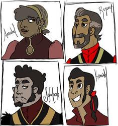 The Marivaldi Family by CheshireCatGrin