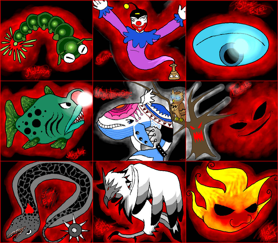 Nightmares Of Koholint By Cheshirecatgrin On Deviantart