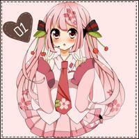 .:Sakura Miku:. by hirashi09kawame