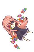 LEIA - Fading Flowers by hirashi09kawame