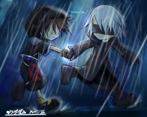KH2: Issho ni by otaku-hos