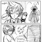KH2 parody strip by otaku-hos