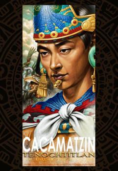 Tenochtitlan Cacamatzin Banner