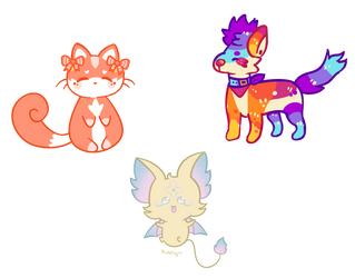 {Gift] Fwiends for Puff and Arrow