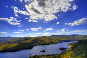 Lac Monroe - HDR by boldfrontiers