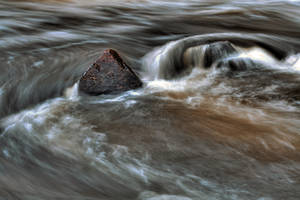 Rocky Rapids - HDR by boldfrontiers