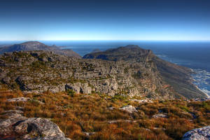 Table Mountain Coast by boldfrontiers