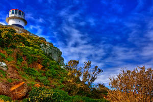 Cape Point RAW - HDR by boldfrontiers