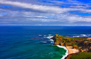 Cape Point RAW II - HDR by boldfrontiers