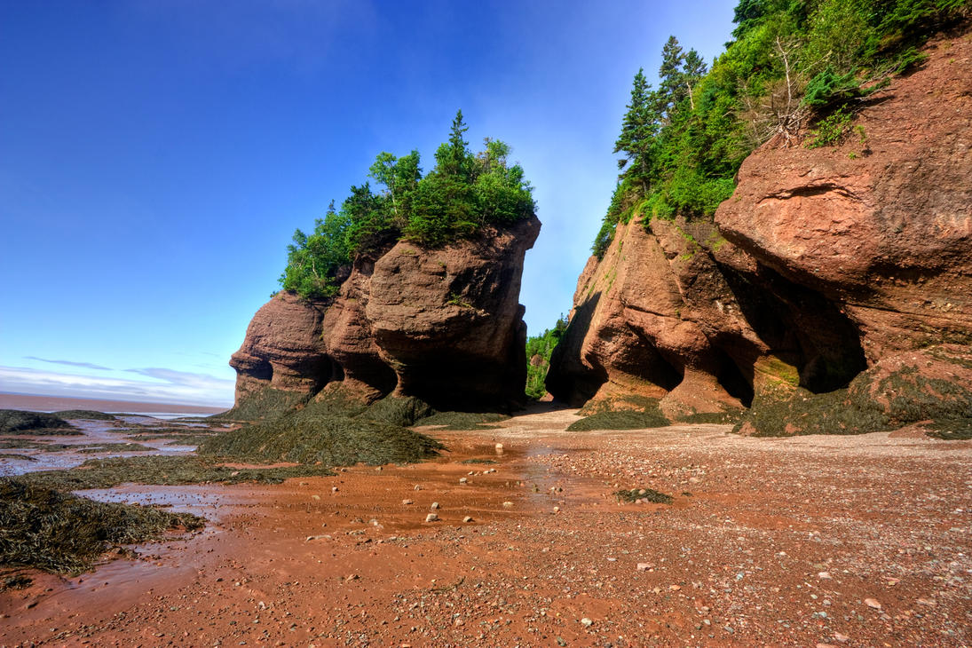 Hopewell scenery xi hdr by somadjinn on deviantart for Landscaping rocks canada