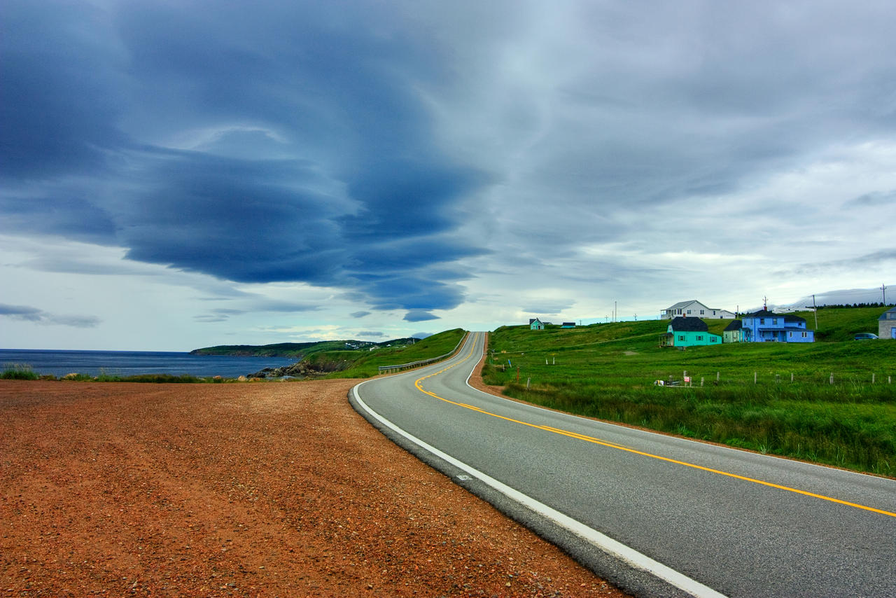 Scenic Margaree Route