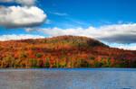 Autumn Lake Stukely I