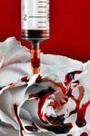 Paining a Rose Red