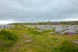 Poulnabrone Landscape I by boldfrontiers