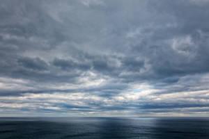 Coastal Cloudscape by boldfrontiers