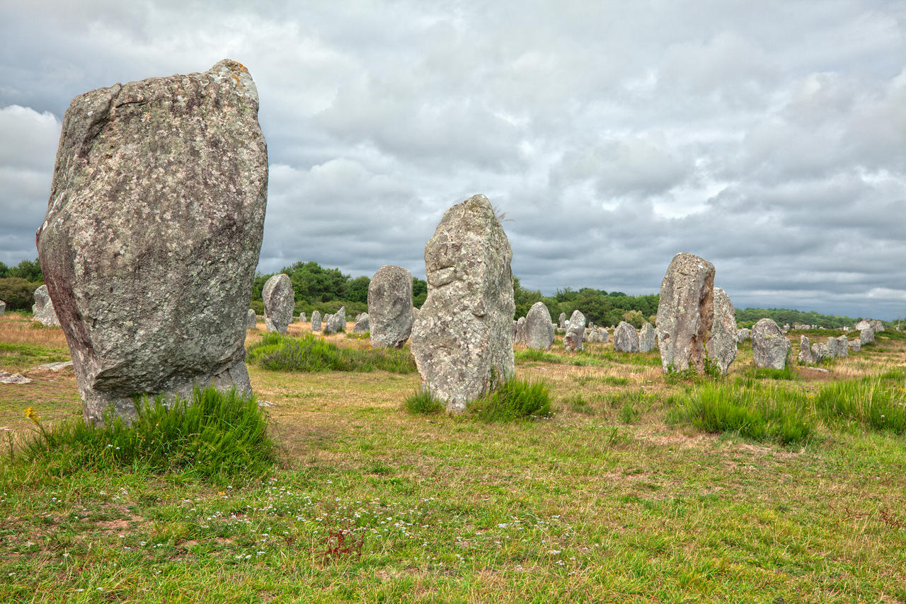 Carnac Stones IV