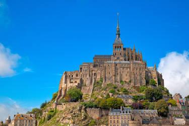 Mont Saint-Michel IV