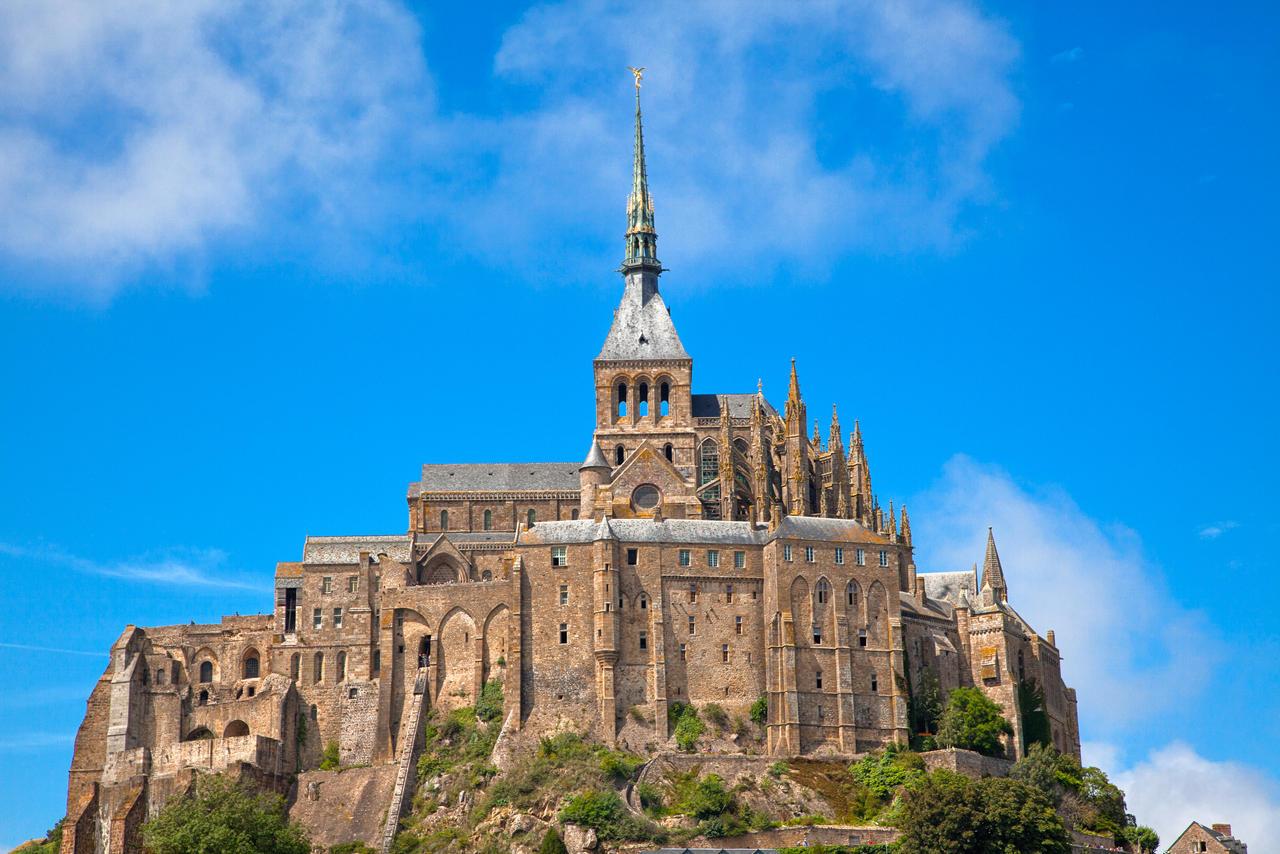 Mont Saint-Michel V