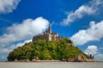 Mont Saint-Michel X