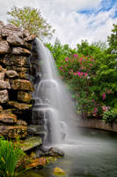 Zoo Waterfall by boldfrontiers