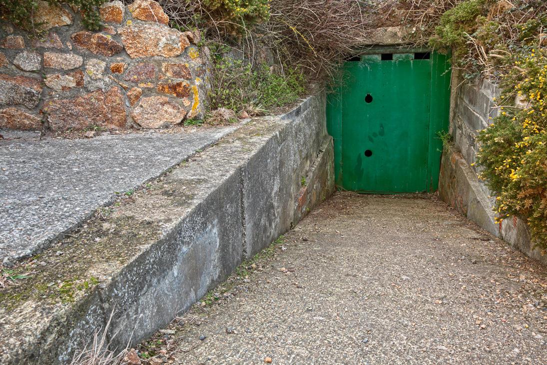 Jersey Bunker III - HDR by somadjinn
