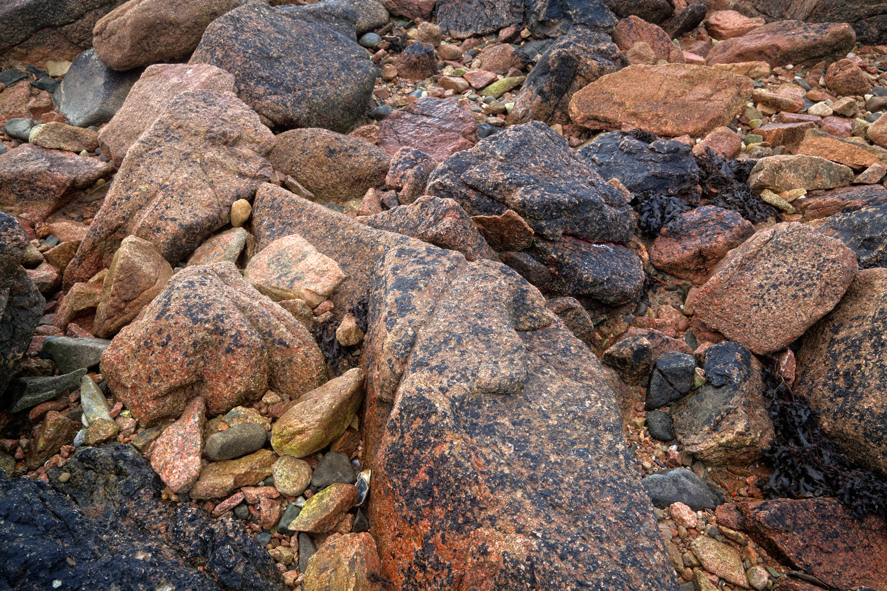 Jersey Stone III - HDR by somadjinn