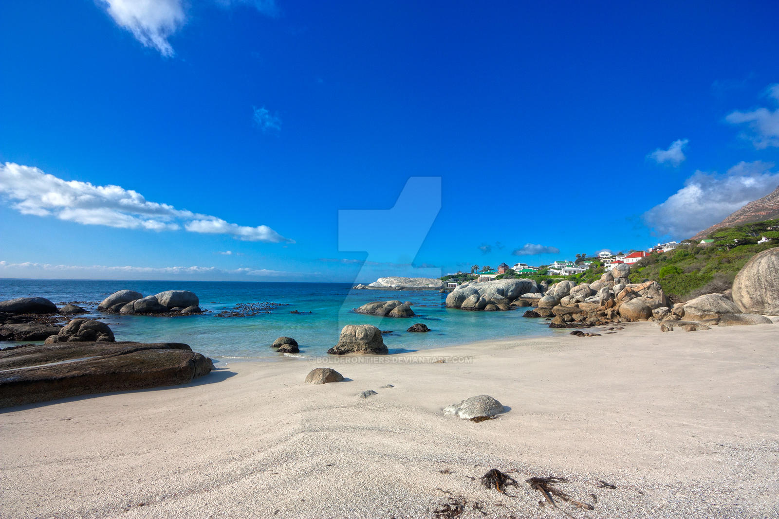 Boulder Beach VI - Exclusive HDR by somadjinn