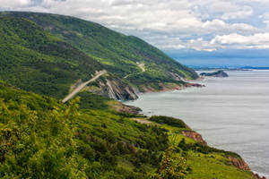Cabot Trail FF v2 - HDR by boldfrontiers
