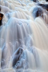 Chute du Diable Waterfall II by boldfrontiers