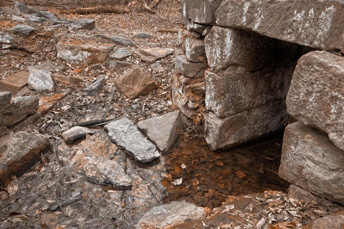Rustic Ruins - HDR by somadjinn