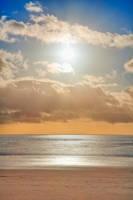 Jersey Coastal Sunset IV by boldfrontiers