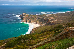 Cape Point by boldfrontiers