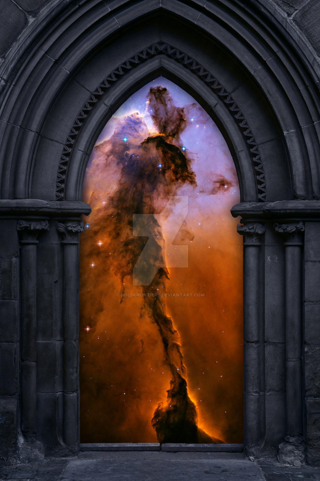 Divine Doorway - Exclusive Stock by somadjinn