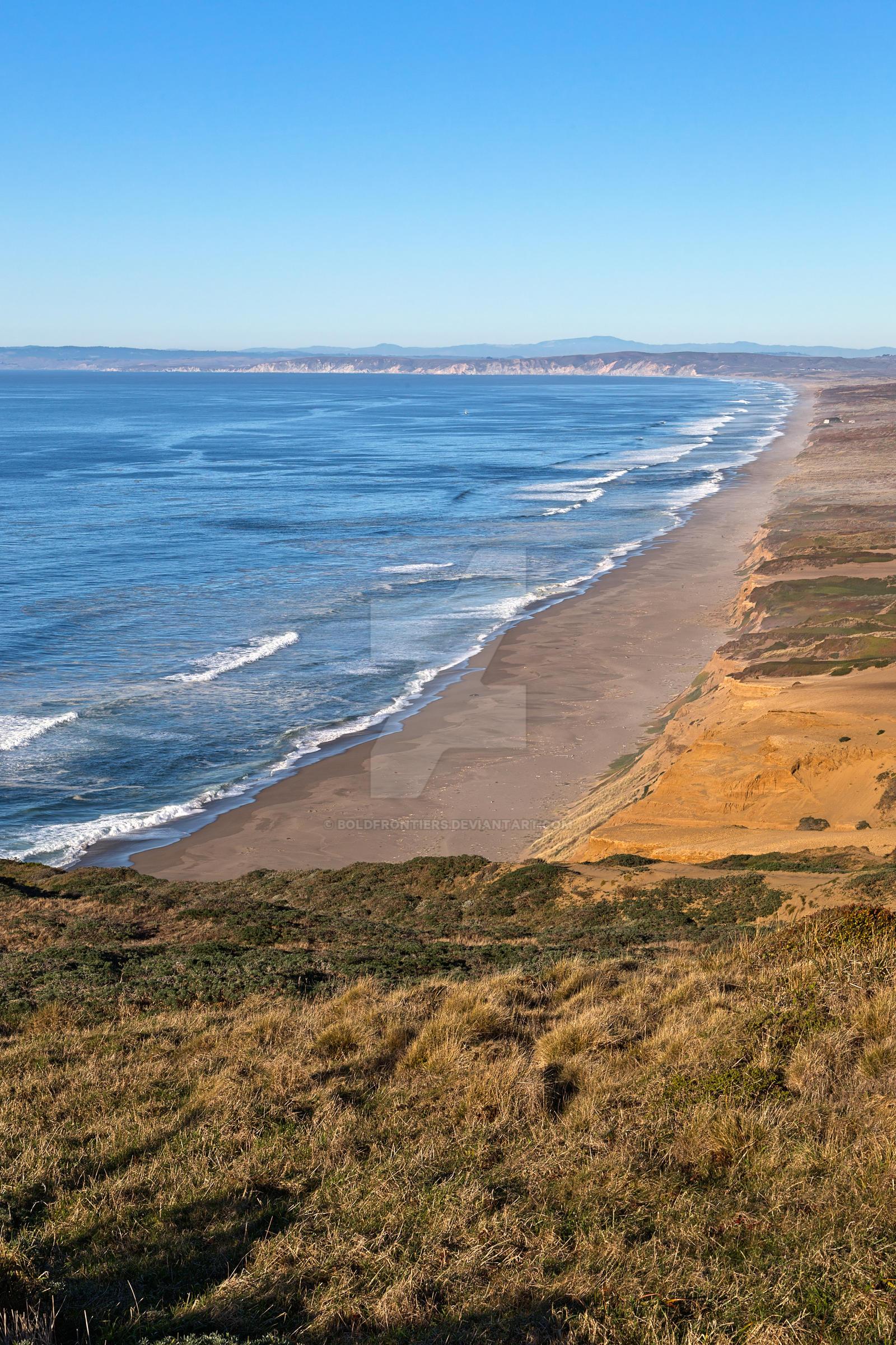 Point Reyes Coast II - Exclusive HDR Stock by somadjinn