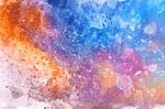 Vibrant Acrylic Abstract - Exclusive Texture