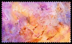 Lara's Abstract Acrylic Stamp (freebie)