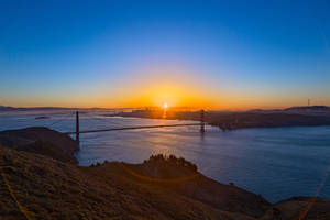 San Francisco Sunrise II by boldfrontiers