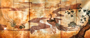 Ancient Celestial Phoenixes