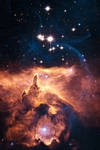 Sam's Celestial Universe (freebie) by boldfrontiers